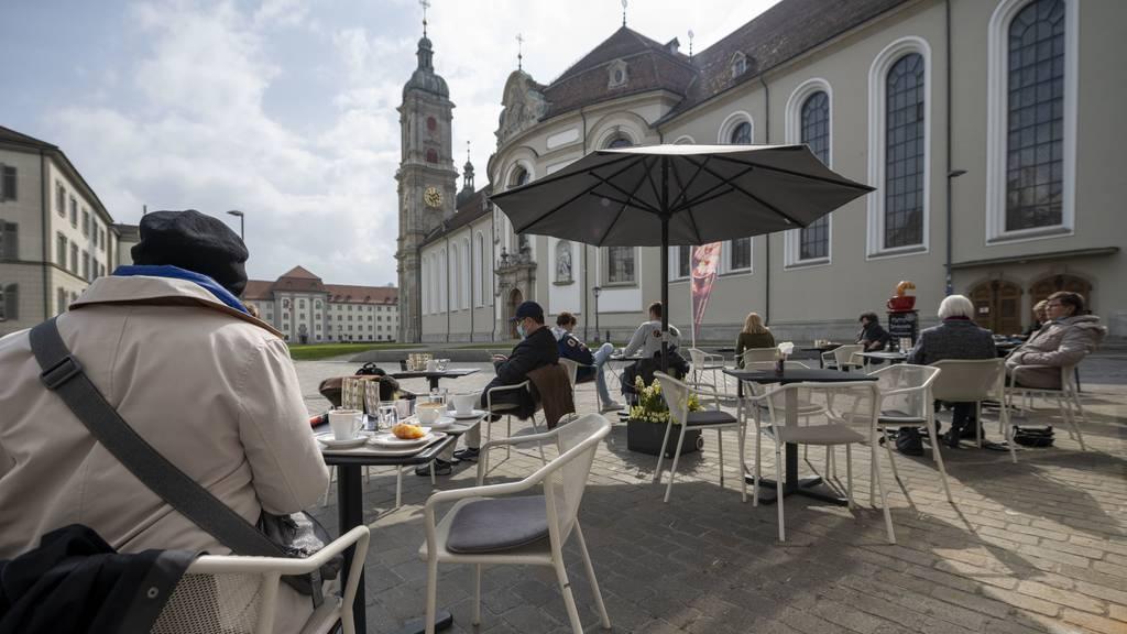Gäste bewerten Schweizer Restaurants – St.Gallen am beliebtesten
