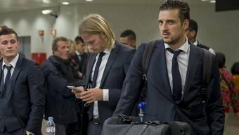 Koffer gepackt: Zdravko Kuzmanovic steht beim FC Basel auf dem Absprung