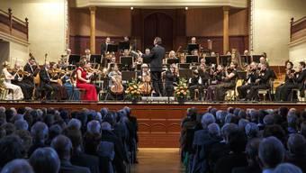 Bezüglich der Anzahl an Strauss-Kompositionen konnte es das Solothurner Neujahrskonzert mit dem Wiener aufnehmen.