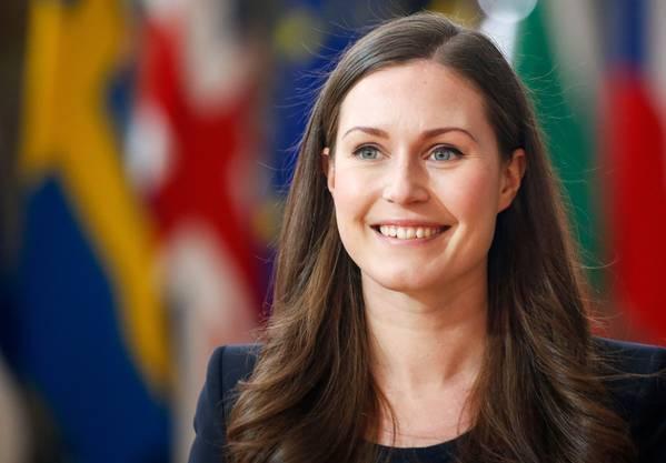 Sanna Marin, die jüngste Regierungschefin der Welt.