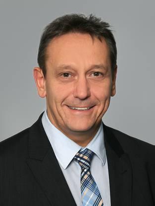 André Bender (SVP, bisher) Gemeindepräsidium