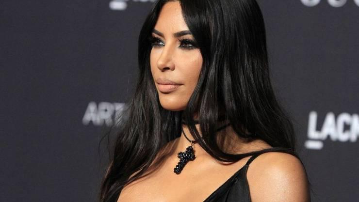 Kim Kardashian hatte Ecstasy intus, als sie erstmals vor den Traualtar trat. Das beichtete das US-amerikanische TV-Sternchen im November 2018. (Archiv)