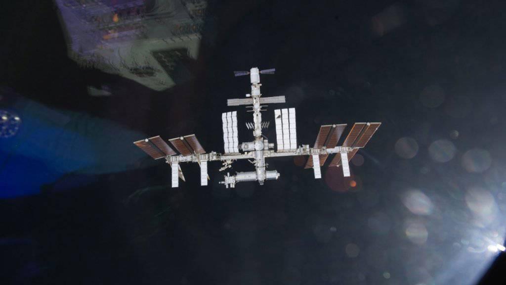 Die Raumstation ISS hat eine neue Andockstelle erhalten. (Archivbild)