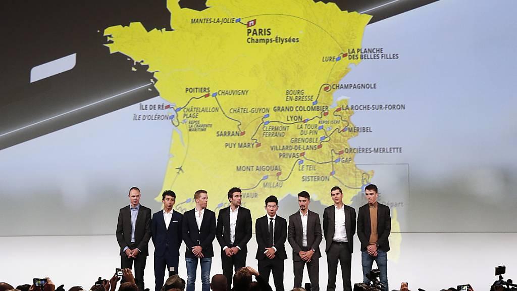 Macron beendet den Traum von der Tour de France im Juni