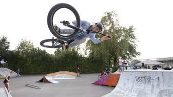 Durch Bike- und Skatepark wurde der Jugendtreff Biberist um einiges attraktiver. (Symbolbild)