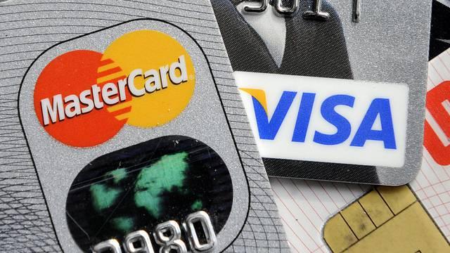 Die Betrüger ergaunerten sich Daten zur Kopie von Bankkarten (Symbolbild)