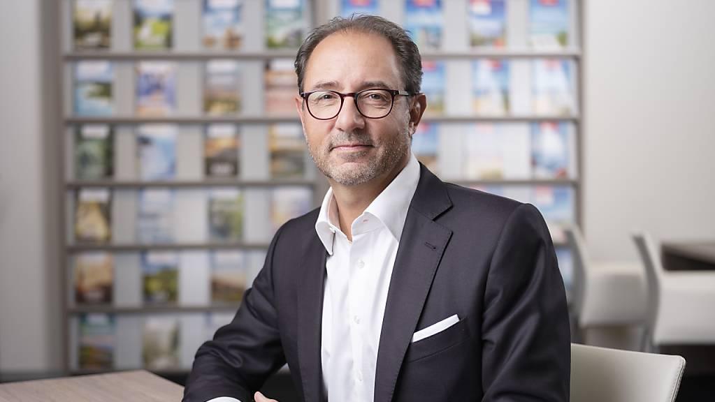 Der Chef der Migros-Reisetochtergesellschaft Hotelplan, Thomas Stirnimann, macht in einem Interview seinem Ärger Luft - über die Fluggesellschaft Swiss. (Archivbild)