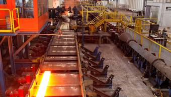 Der Jugendliche erlitt im Stahlwerk Gerlafingen während einer Schnupperlehre starke Verbrennungen.