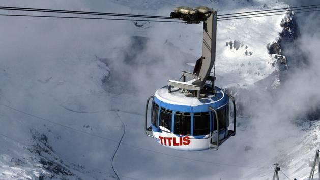 Ein technischer Defekt legte die Titlis-Bahn lahm. (Archiv)