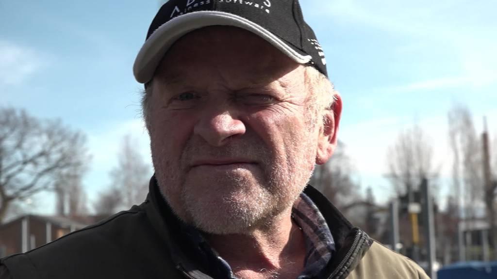 Held von Altenrhein: Fischer rettet den Flugzeugpilot