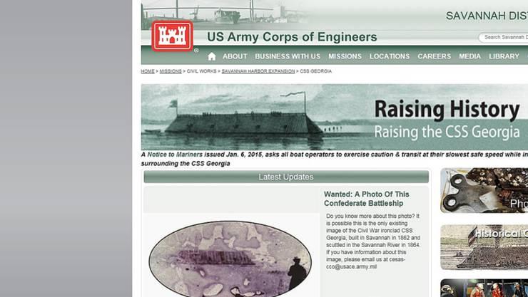Webseite der US-Armee von syrischen Aktivisten gehackt (Symbolbild)