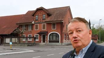 René Stammbach kaufte den Schützen, damit er nicht in spekulative Hände gerät.