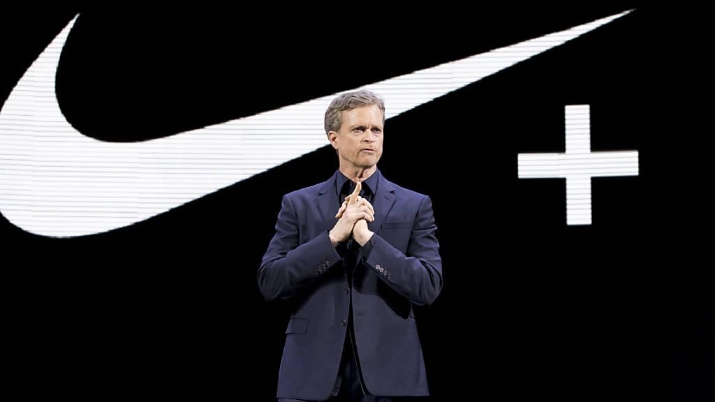 Nike kündigt Chefwechsel an - Ex-Ebay-Chef übernimmt Spitzenjob