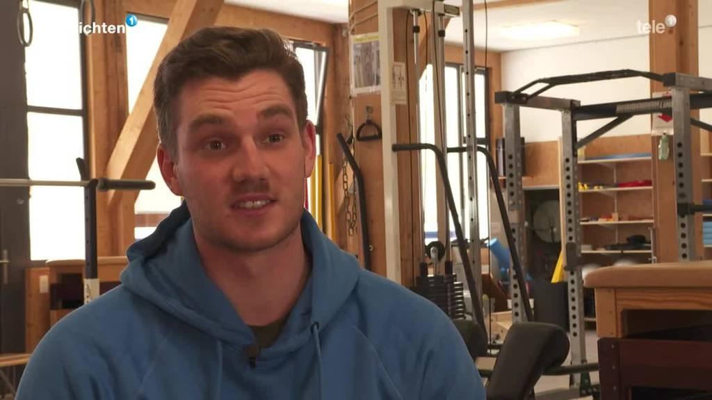 Marco Odermatt vor Weltcup-Finale in der Lenzerheide
