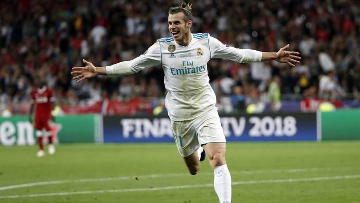 Gareth Bale soll bei Real die Lücke stopfen, die Cristiano Ronaldo hinterlassen hat.