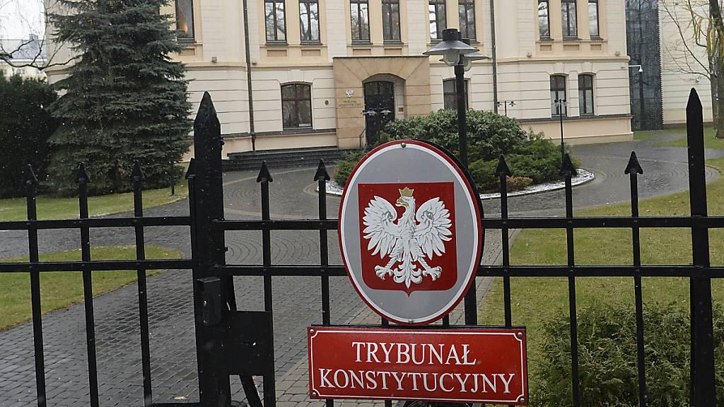 Polens Gericht gibt nationalem Recht Vorrang vor EU-Recht