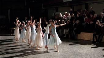 Auch ein Bestandteil des Liestaler Kulturlebens: Die Ballett- und Bewegungsschule präsentierte im vergangenen Jahr «Tanzaugenblicke».