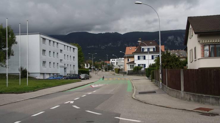 """Im nördlichen Teil der Wildbachstrasse ist Tempo 30 """"verkehrstechnisch unmöglich""""."""