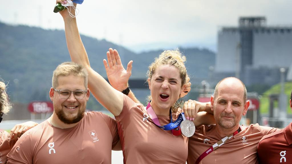 Marlen Reusser holt Olympia-Silber im Zeitfahren