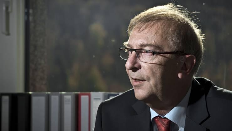 Martin Wehrli, Herr der Stadtfinanzen