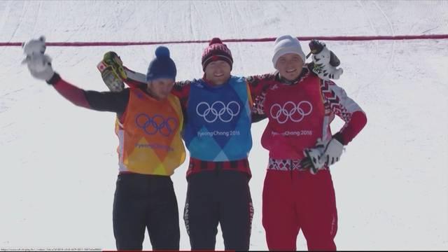 Silbermedaille im Skicross