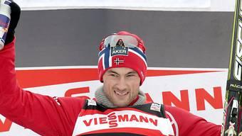 Oberstdorf (im Bild Petter Northug) ist bereit für die Tour de Ski