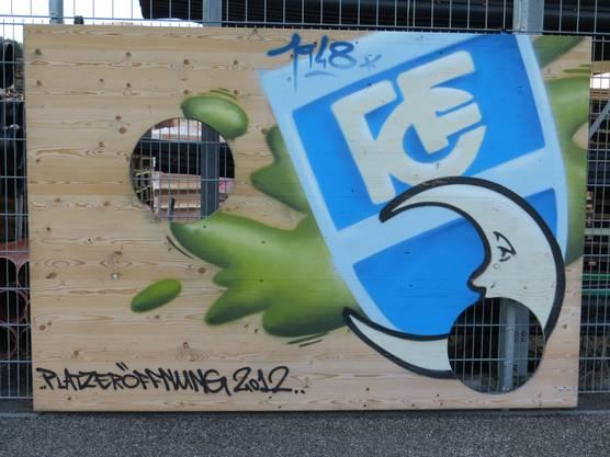 Der FC Frenkendorf, ein Verein mit Kunstrasen