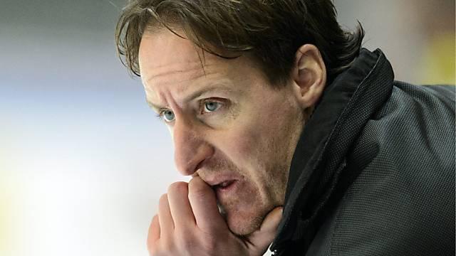 Michel Zeiter ist seinen Trainerjob in Visp los.