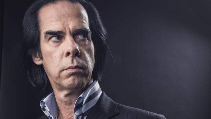 Geteiltes Leid ist halbes Leid: Dank Schicksalsgenossen konnte Musiker Nick Cave den Tod seines Sohnes etwas besser verkraften. (Archiv)