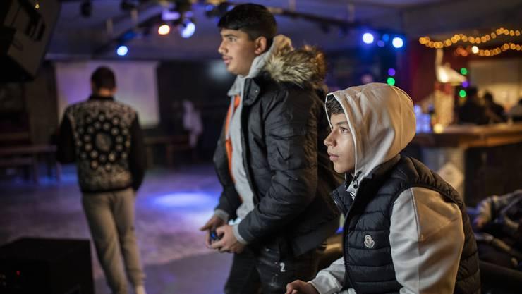 Im geplanten Jugendtreff werden Jugendliche im Alter von 12 bis 17 Jahren zusammen Zeit verbringen können. (Symbolbild)