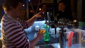 Bald schenkt jemand anderes das Bier aus: Eine Nachfolge für den Rockbunker ist nicht auszuschliessen.