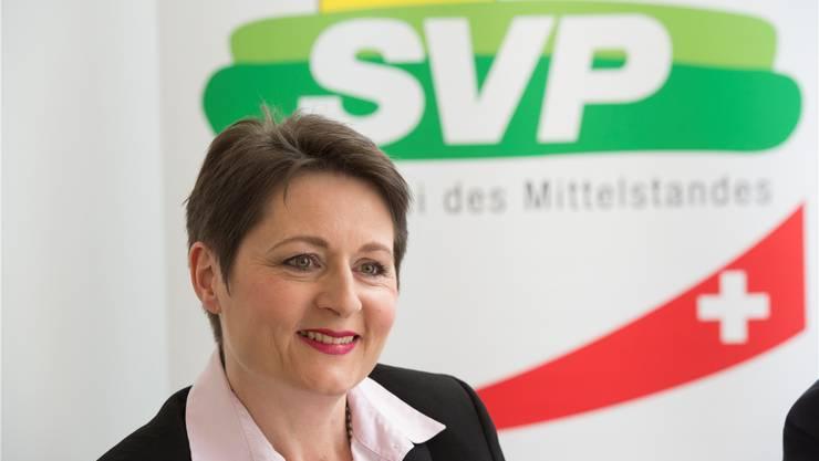 Auch von der FDP ist kaum noch mit einer offiziellen Unterstützung von SVP-Kandidatin Franziska Roth (Bild) zu rechnen.