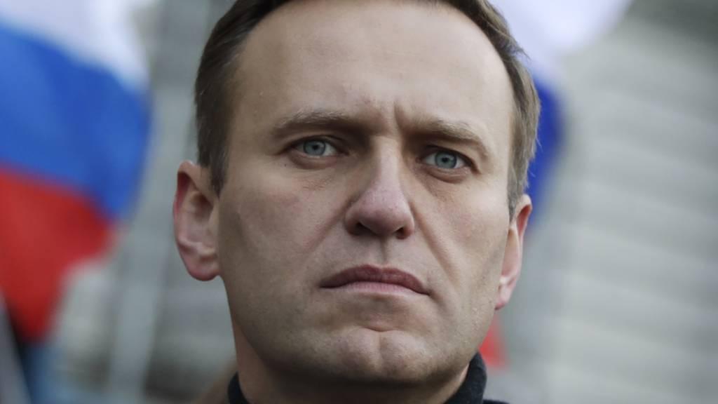 Kreml weist Anschuldigungen gegen Russland im Fall Nawalny zurück