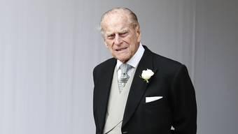 Prinz Philip, Ehemann von Queen Elisabeth II., liegt weiterhin im Spital. Details zu seiner Erkrankung sind nicht bekannt. (Archivbild)