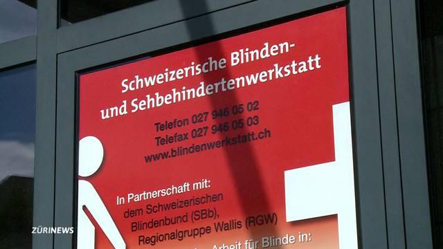 Betrug: Blindenwerkstatt ohne blinde Angestellte