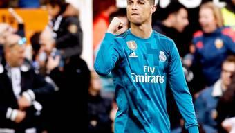Cristiano Ronaldo ebnete den Weg zum Sieg