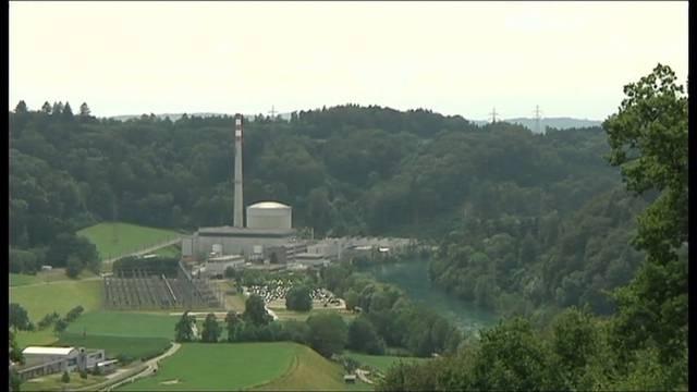 Hitzewelle: Folgen fürs AKW Mühleberg