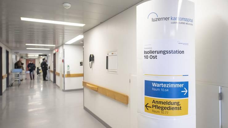 Von entscheidender Bedeutung für die Zentralschweiz ist das Luzerner Kantonsspital.