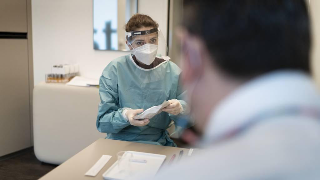 Innerrhoden will Gratistests für alle bis Ende Jahr – St.Gallen für härtere Lösung