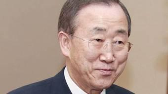 UNO-Generalsekretär Ban Ki Moon schweigt und wird kritisiert