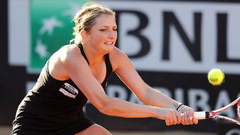 Nicht in Paris am Start: Timea Bacsinszky