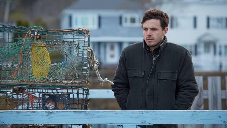 Kantiger, dunkler und begabter als sein Bruder Ben: Casey Affleck ist mit dem herzergreifenden Drama «Manchester by the Sea» auf Oscar-Kurs. Universal Pictures