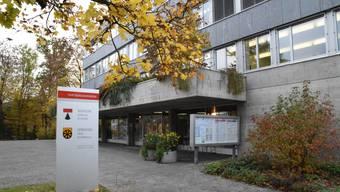 Das Gemeindehaus von Wohlen.