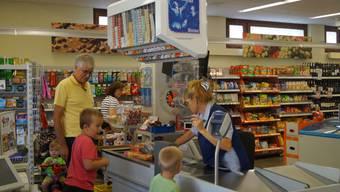 Trotz Handänderung wird der gut 200 m2 grosse Laden Niederwil weitergeführt.