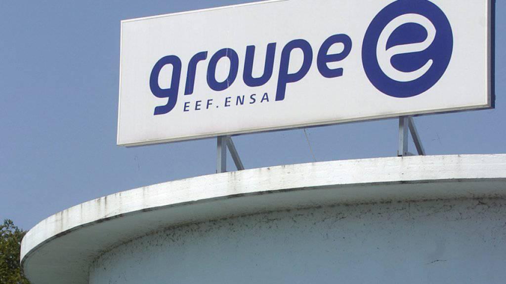 Die Westschweizer Groupe E konnte im vergangenen Jahr ihren Gewinn verdreifachen. Zudem knackte es mit dem Umsatz zum ersten Mal die 700-Millionen-Grenze. (Archivbild)