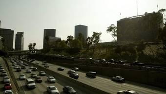 In den USA sollen Neuwagen mit halb so viel Sprit fahren (Archivbild)
