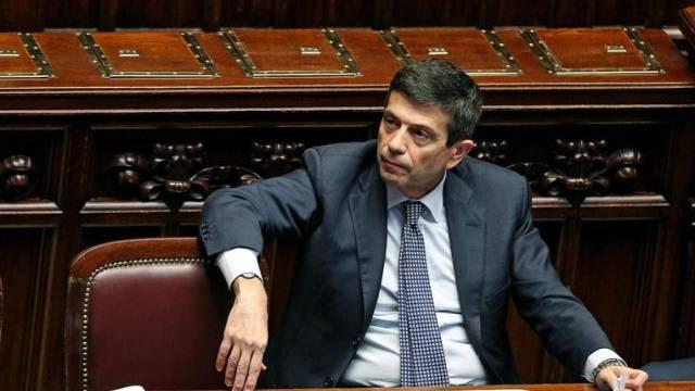 Hat seinen Rücktritt angekündigt: Verkehrsminister Lupi (Archiv)