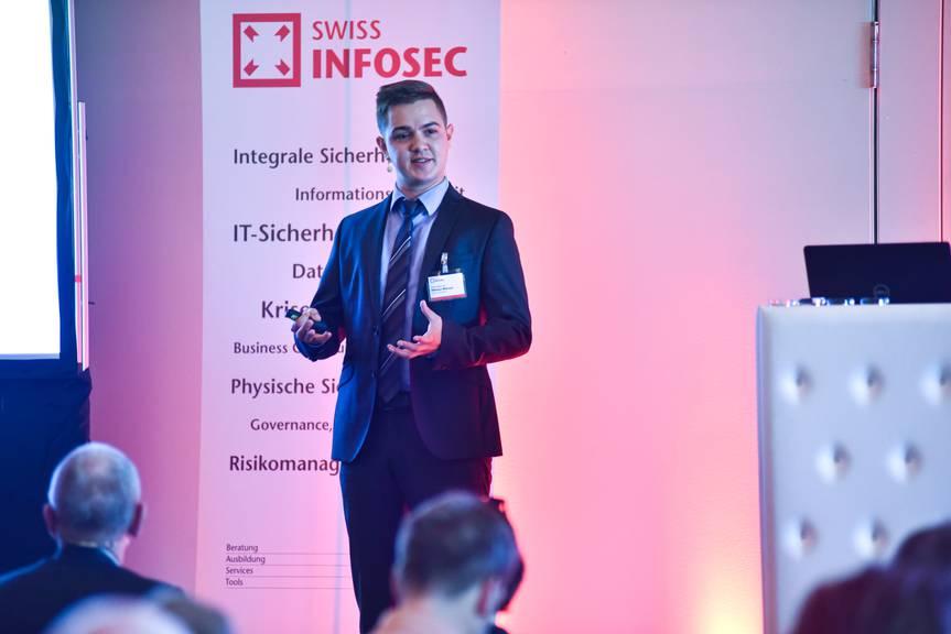 Niklaus Manser ist Leiter des Fachbereichs Cybersecurity beim Beratungs- und Ausbildungsunternehmen Swiss Infosec AG.