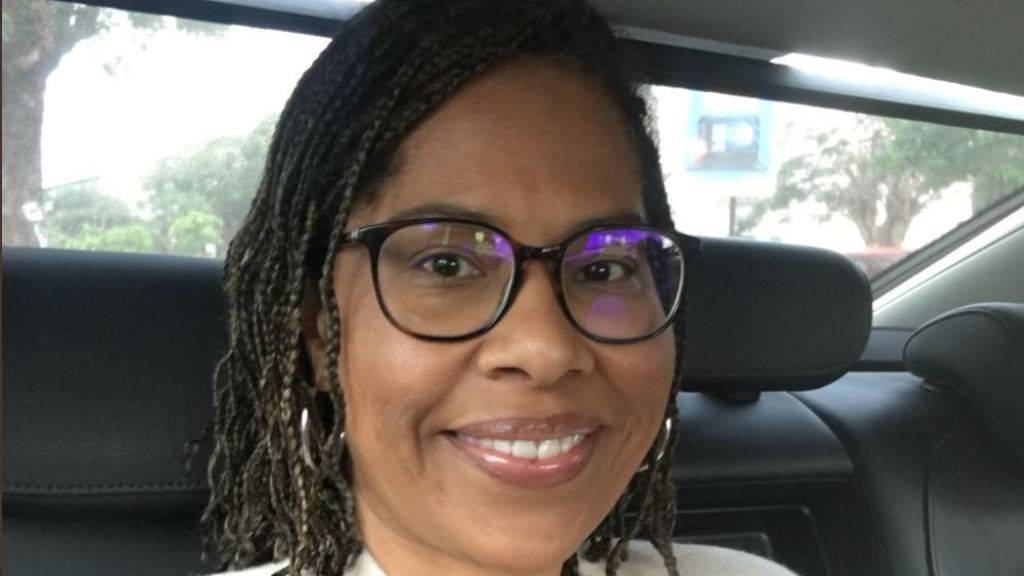 Wurde von der Elfenbeinküste in die Schweiz abgeschoben: die Politikaktivistin Nathalie Yamb.