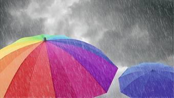 Trotz Regenwetter gibt es genügend Möglichkeiten, um die schlechte Laune zu vertreiben. (Symbolbild)